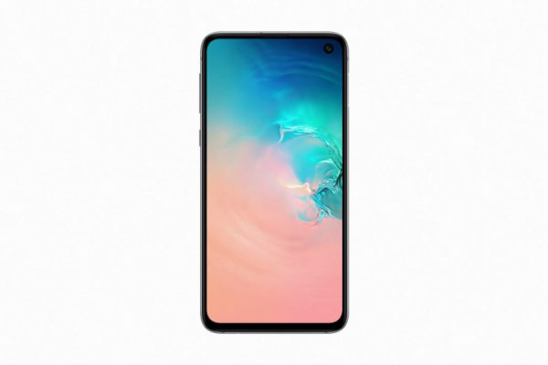 Samsung White Galaxy S10 Cell Provider Bravado Wireless