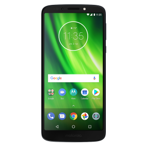 Motorola G6 Bravado Wireless Cell Provider Plans