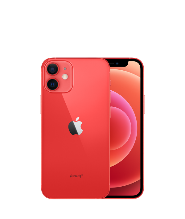 iPhone 12 Mini Red